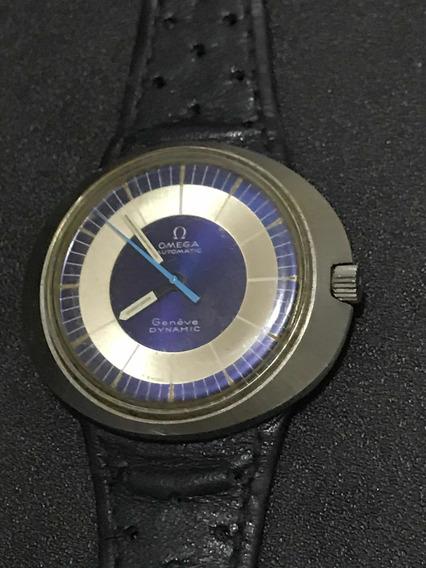 Relógio Omega Genve Dynamic Automático Vintage.