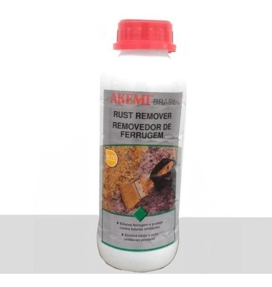 Removedor De Ferrugem Rust Remover Granito Akemi