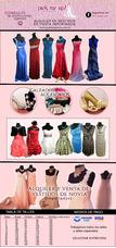 Alquiler Vestidos De Fiesta Desde $890 Talles Especiales
