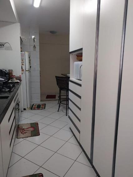 Apartamento Em Condomínio Das Esmeraldas, Goiânia/go De 93m² 4 Quartos À Venda Por R$ 369.000,00 - Ap335337