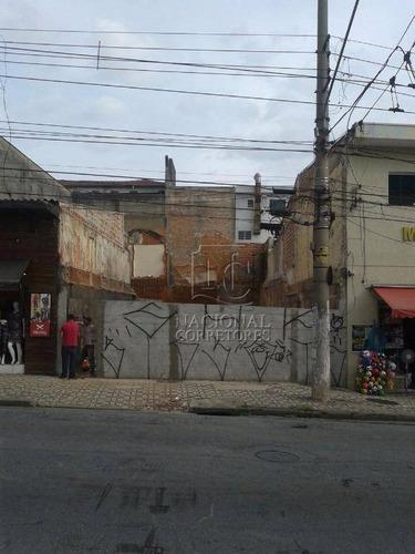 Imagem 1 de 1 de Terreno Residencial À Venda, Parque Das Nações, Santo André. - Te0642