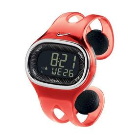 Relógio De Pulso Nike Imara Kylo Cee - Vermelho Translucido
