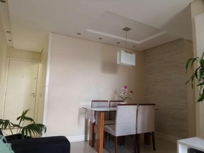 Apartamento Com 3 Dormitórios À Venda, 60 M² Por R$ 355.000 - Jardim Centenário - São Paulo/sp - Ap1557