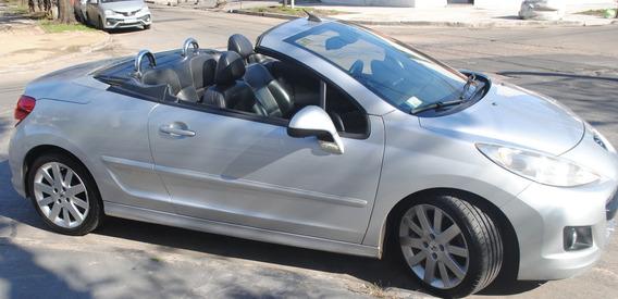 Peugeot 207 Cc Cabriolet 2011 / No Bora /no Vento / No Audi
