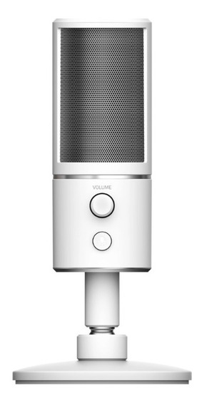 Microfone Gamer Razer Seiren X Mercury Edition