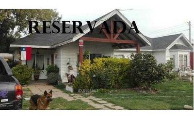 Casa, En Sector Tranquilo Quebrada Herrera