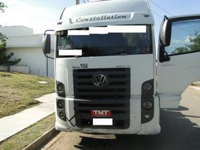 Volkswagen 25370 6x2 Motor Scania 113 H