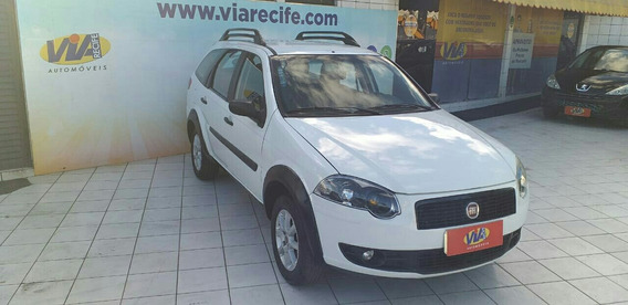 Fiat Palio 1.4 Mpi Fire Elx Weekend 8v Flex 4p Manual