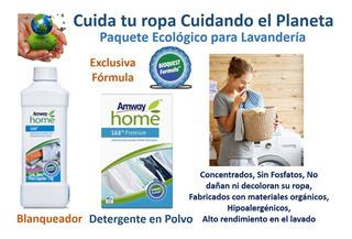 Detergente Orgánico Y Blanqueador Sa8