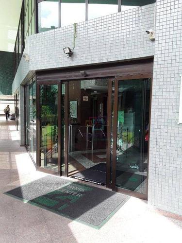 Conjunto Para Alugar, 30 M² Por R$ 1.400,00/mês - Campo Belo - São Paulo/sp - Cj0141