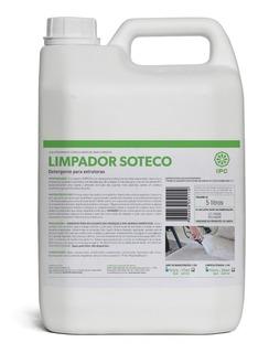 Limpador Soteco. Detergente Para Extratoras. Original Ipc