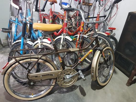 Bicicleta Antiga Monarck Barrinha Aro 20