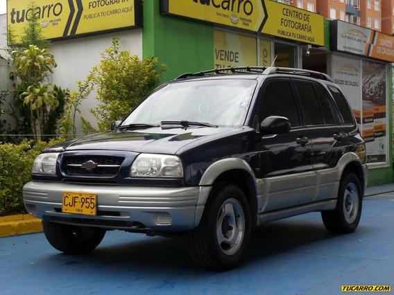 Chevrolet Grand Vitara F.e 2.0cc Mt 4x4