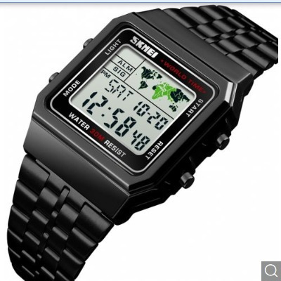 Relógio Skmei 1338 Led Digital Mega Promoção Lindo