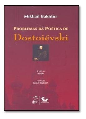Problemas Da Poetica De Dostoievski - 5ª Edicao