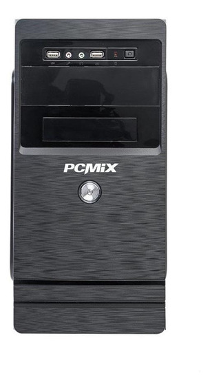 Computador Pc Mix, Cel/4gb/500g/linux (j1800) L3300ns