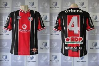 Camisa Oficial De Jogo Do Joinville 2014 G