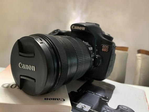 Câmera Cânon 60d