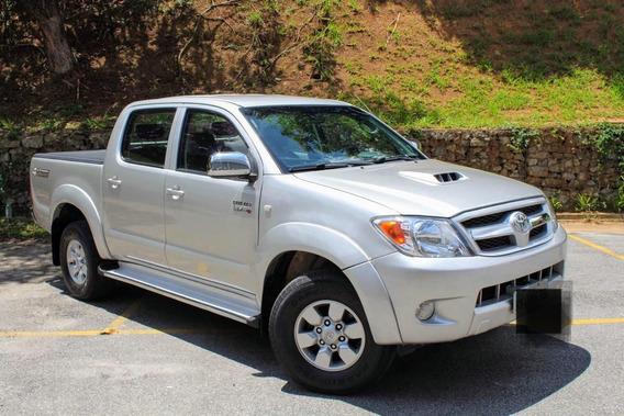 Toyota Hilux 2006 3.0 Srv Cab. Dupla 4x4 Aut. 4p