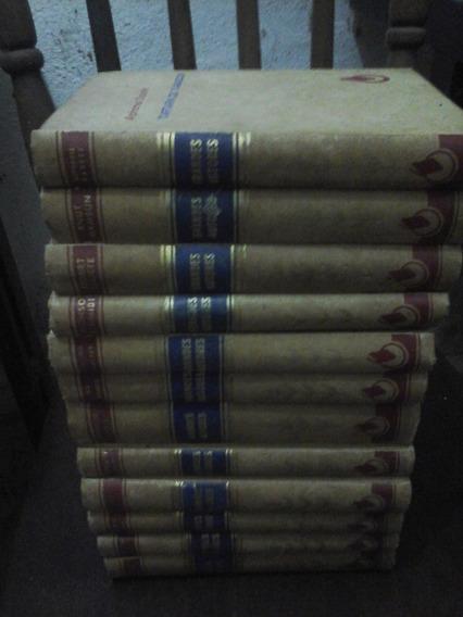 Coleção Grandes Autores 12 Volumes 1953