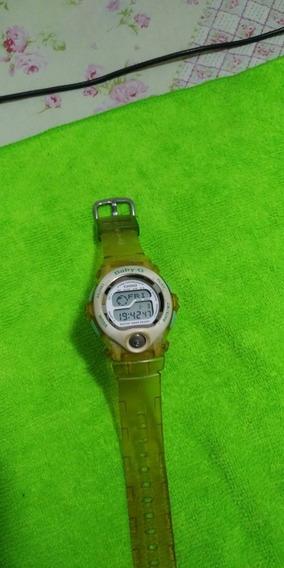 Relógio Casio Baby G Bgt 100 , Funciona Tudo, Recomendo