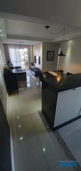 Apartamento - Vila Valparaíso - Sp - 590757