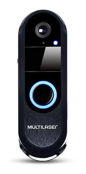 Vídeo Porteiro Inteligente Hd Wi-fi Multilaser Liv - Se220