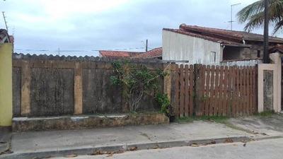 Terreno Murado No Jardim Bopiranga, Em Itanhaém, Ref 4412
