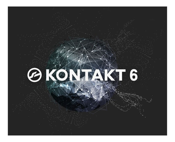 Kontakt 6 + Factory Library Full 30gb Lançamento Windows