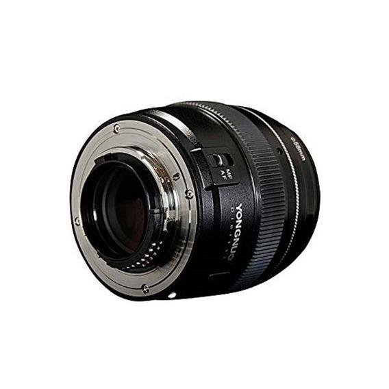 Lente Yongnuo Yn100mm F2n Para Cameras Nikon