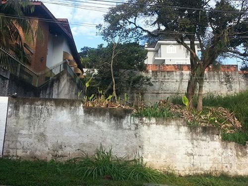 Terreno Em Horto Florestal - São Paulo, Sp - 271866