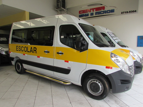 Renault Master L2h2 - Escolar 2021