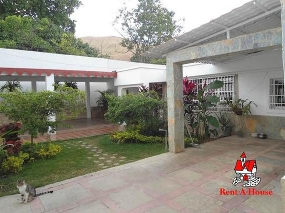 Casa En Venta La Pedrera Maracay Cod.20-5669