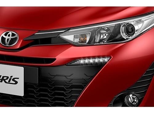 Luz Diurna Daylight Com Seta Toyota Yaris 2018 2019