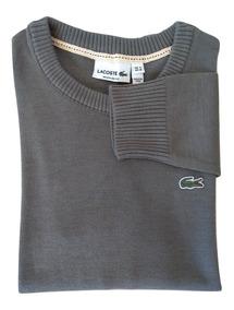 Suéter Masculino Lacoste Importado Algodão Pronta Entrega