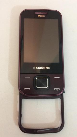 Display Completo Sansung C3750 Com Aro