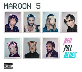 Cd Maroon 5 Red Pill Blues En Stock Nuevo Musicanoba