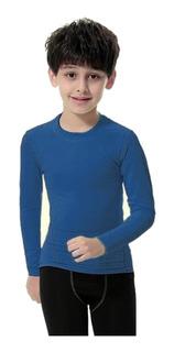 Camiseta Termica Repirable Nieve Deportes Niños Jeans710