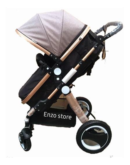 Confort Baby Stroller Importado Berço Moisés Passeio Luxo