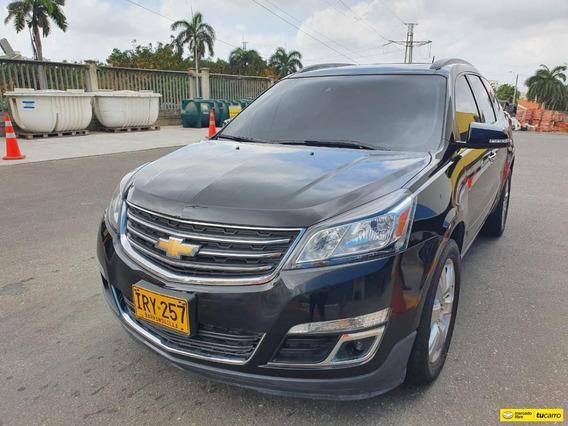 Chevrolet Traverse 3.6l Lt