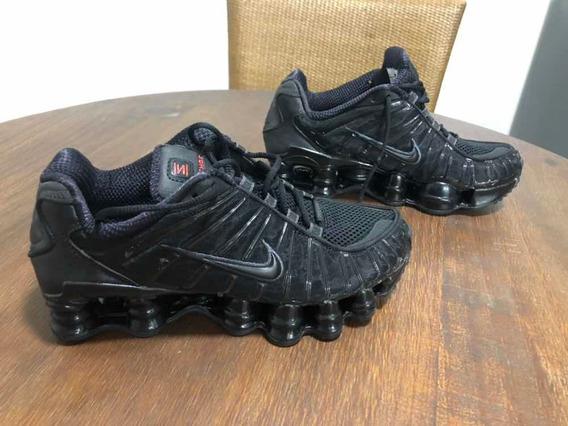 Nike Shox Tl 1 !! N7.5 Original!! O 12 Molas !!!