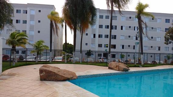 Apartamento Em Vossoroca, Sorocaba/sp De 47m² 2 Quartos À Venda Por R$ 175.000,00 - Ap500612
