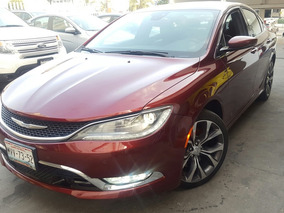 Chrysler 200 3.6 200c Advance Mt 2015