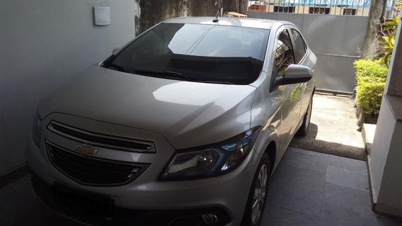 Chevrolet Prisma 1.4 Ltz Aut. 2014 Prata 4p