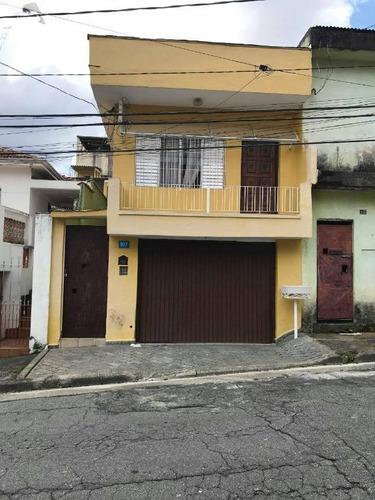 Sobrado À Venda, 125 M² Por R$ 450.000,00 - Vila Nhocune - São Paulo/sp - So2152