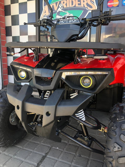 Cuatrimoto 125cc Automática Mod 2019