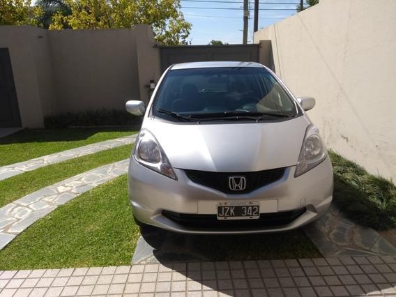 Honda Fit Lxl Mt 2011 Impecable