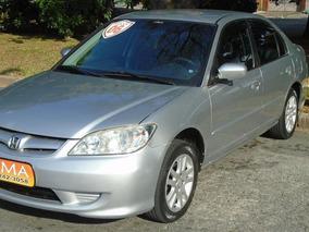Civic 1.7 Lxl 16v Gasolina 4p Automático 2006