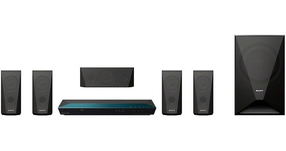 Home Theater Sony Bdv-e3100 5.1 Canales + Blu-ray Hd 3d Y Wi