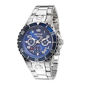 Relógio Masculino Analógico Sector Ws31795f - Prata
